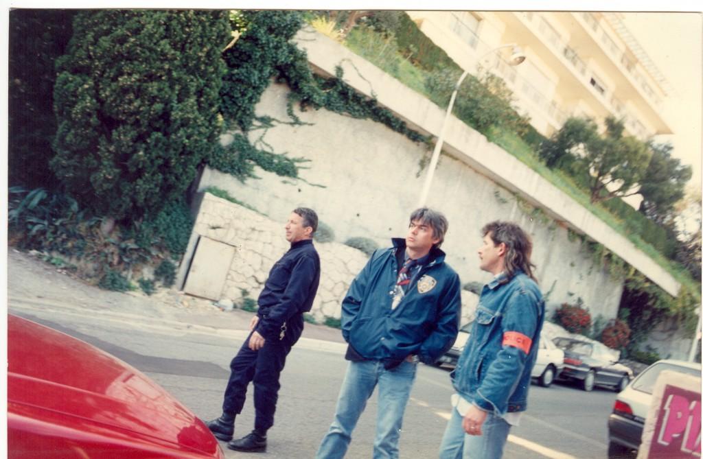 POLICE NICE SERGE
