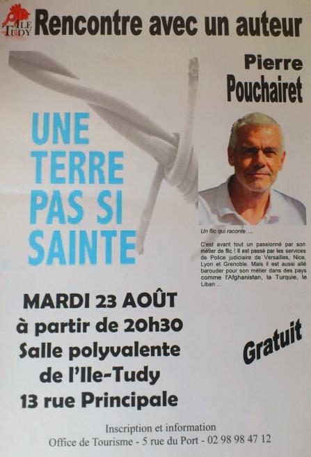 Pierre Ile Tudy 23 août